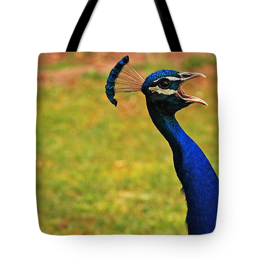 Sing Tote Bag featuring the photograph Opera Diva by Jean Booth