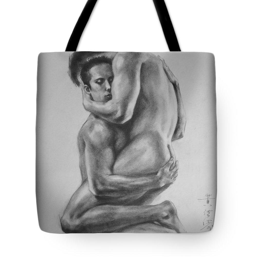 Male nude art foto 34