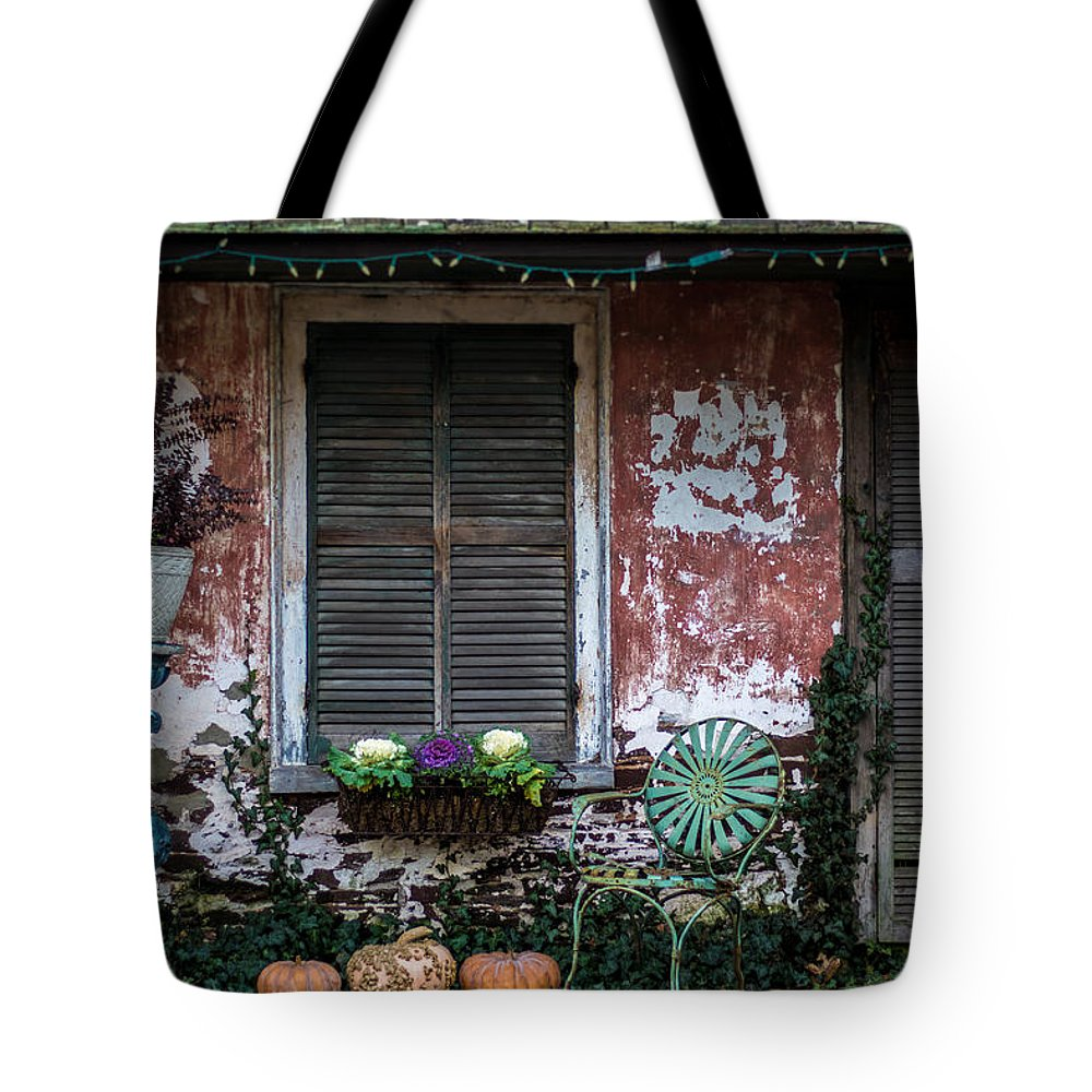 New Hope Tote Bag featuring the photograph Outside Of Town by Todd Wilkinson