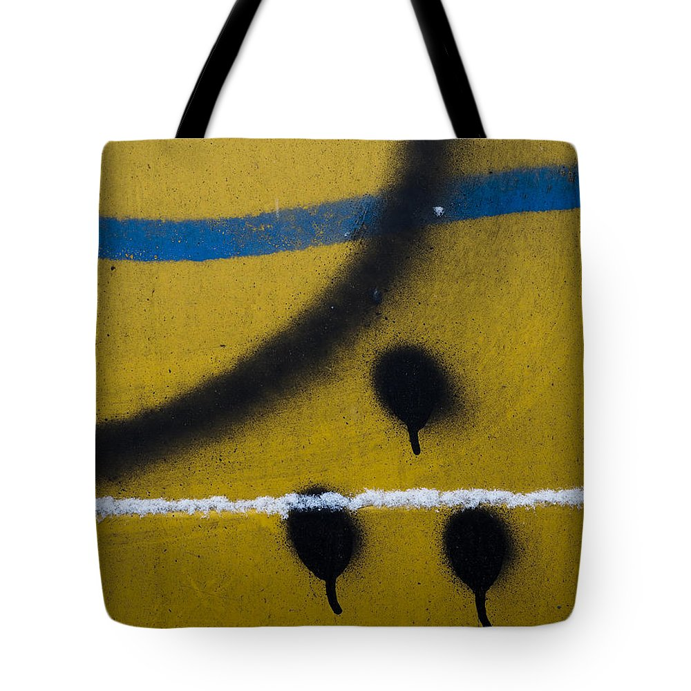 Tote Bag featuring the photograph Paint #589 by Chesley House