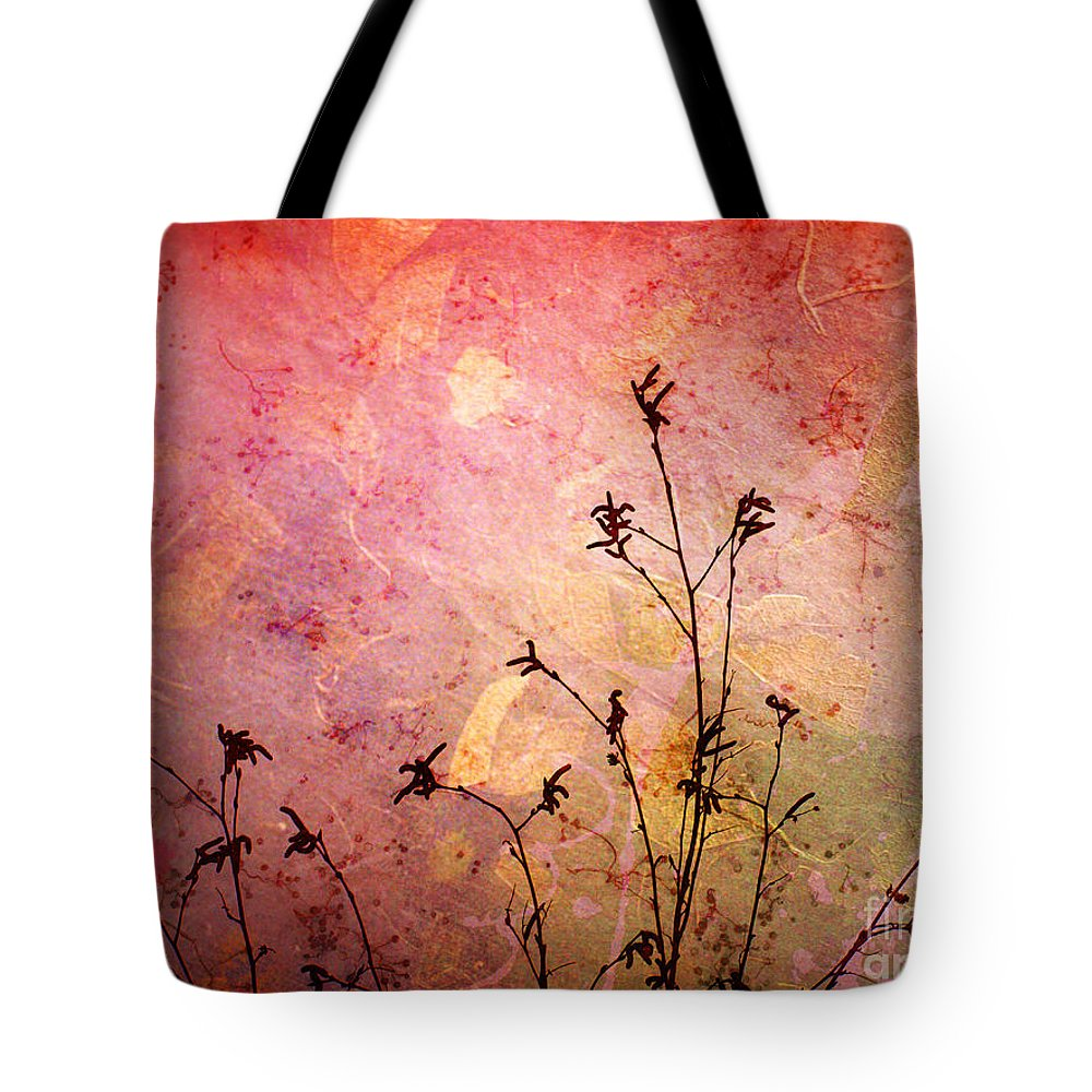 Texture Tote Bag featuring the photograph Painted Skies 2 by Tara Turner