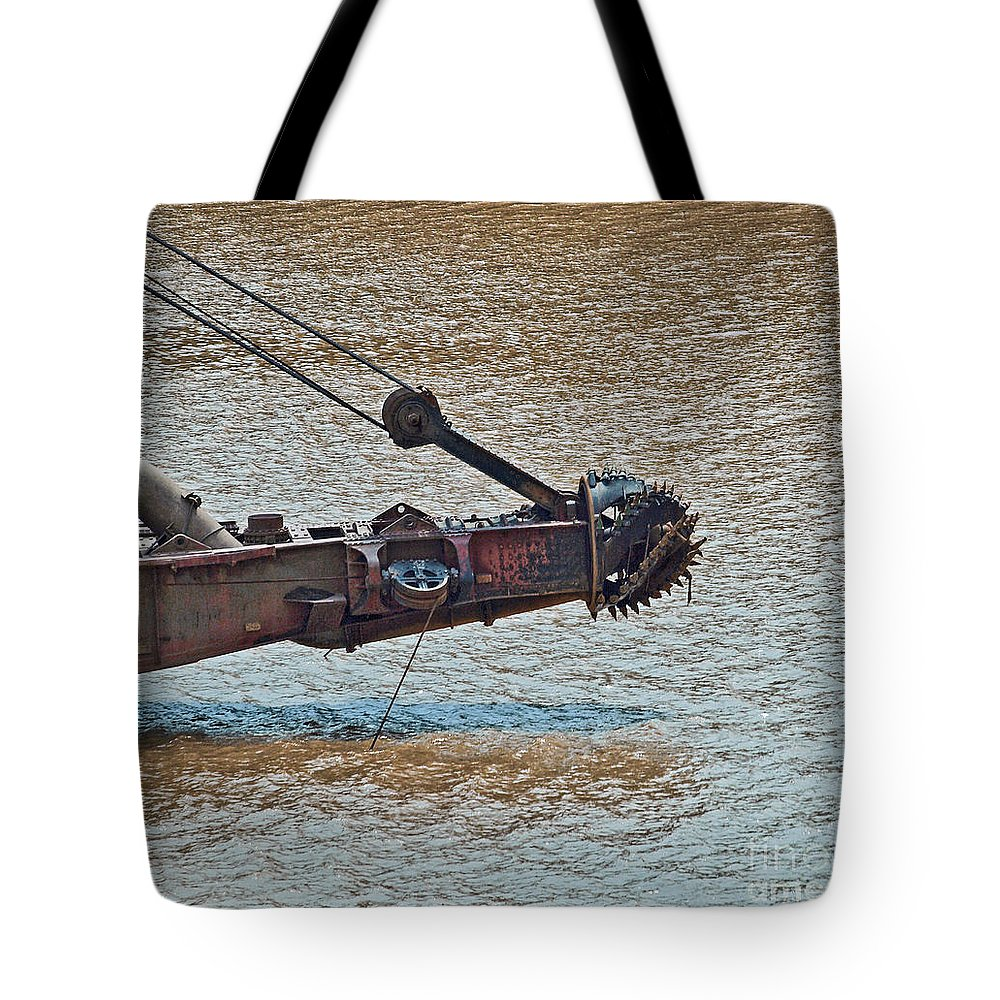 Cutter Tote Bag featuring the photograph Panama051 by Howard Stapleton