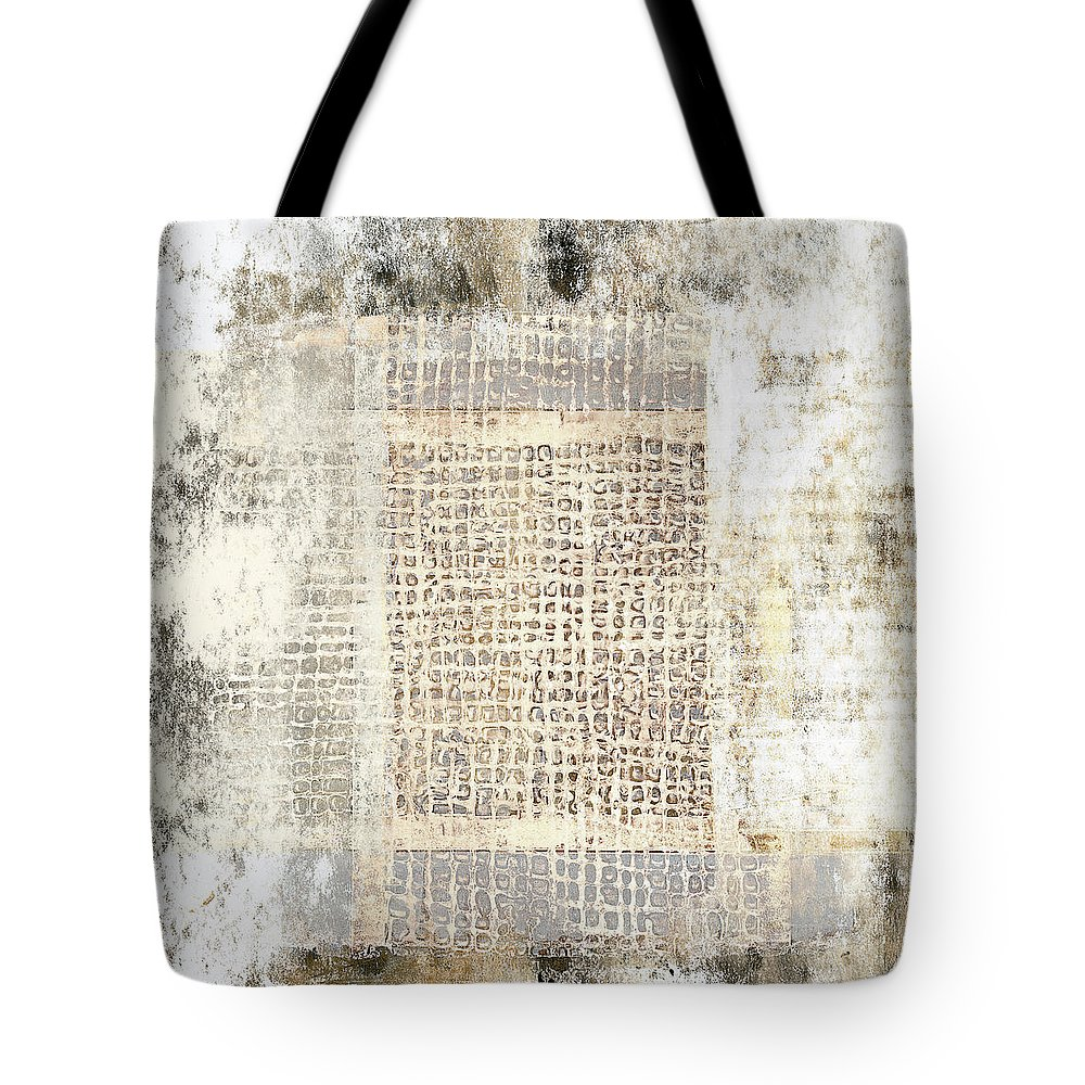 Texture Mixed Media Tote Bags