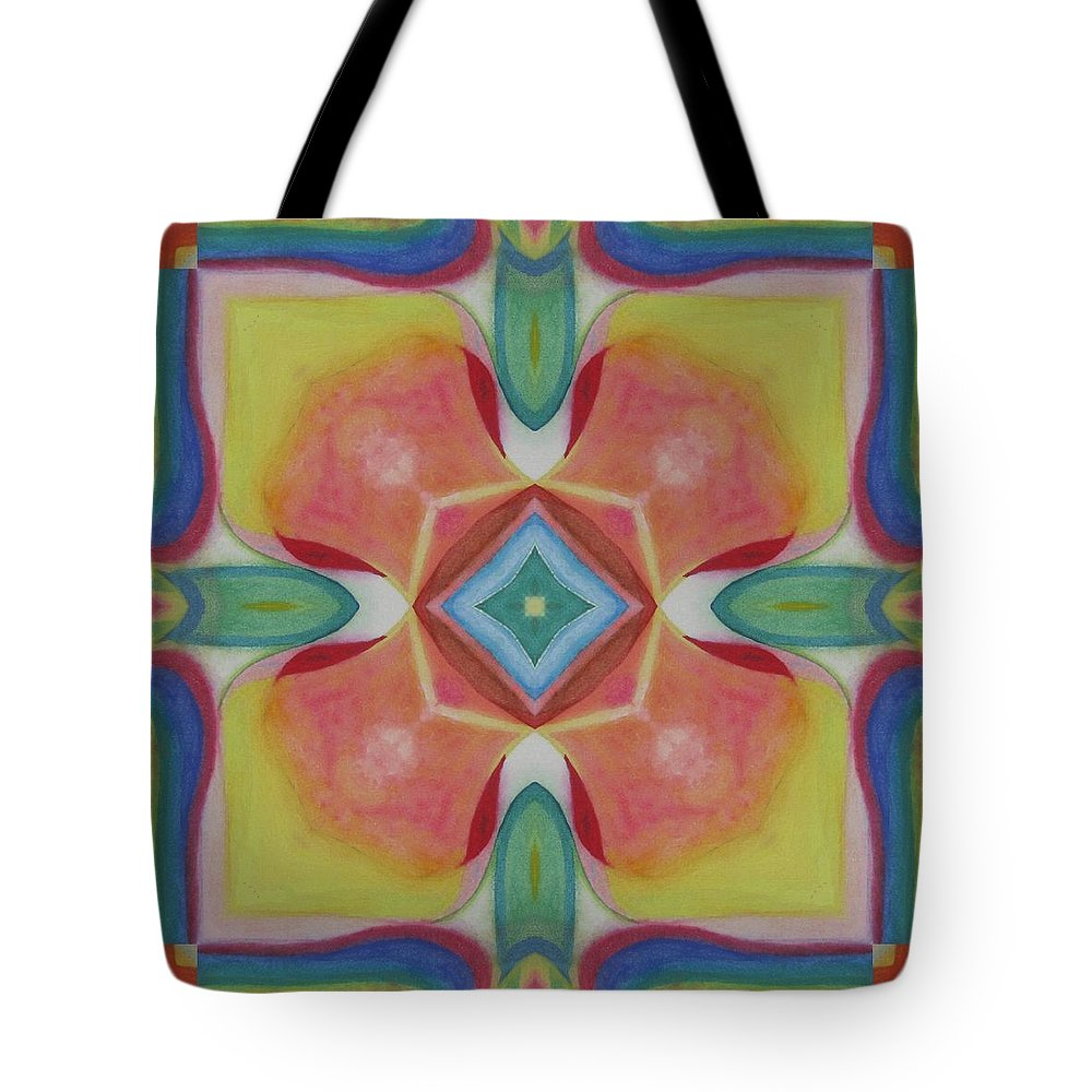 Tote Bag featuring the digital art Paradise Lost by Jeffrey Todd Moore