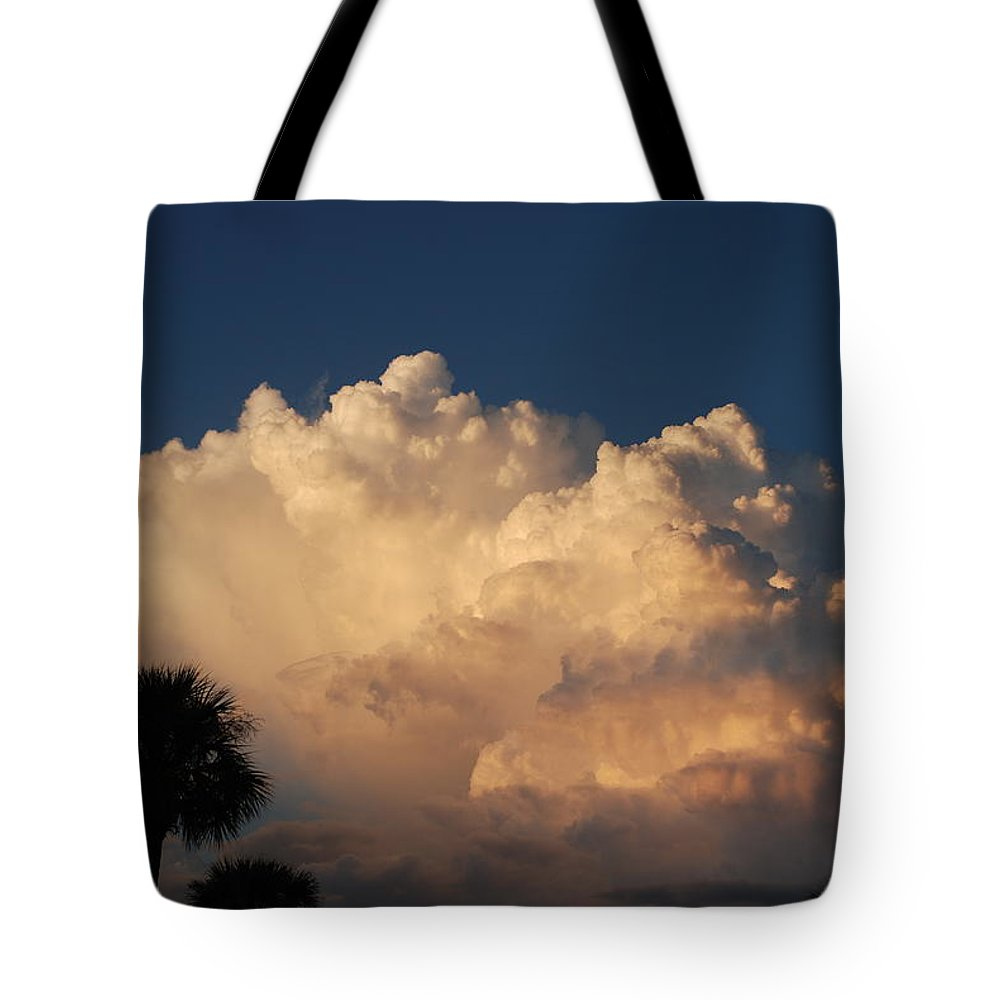 Clouds Tote Bag featuring the photograph Paradise by Rob Hans