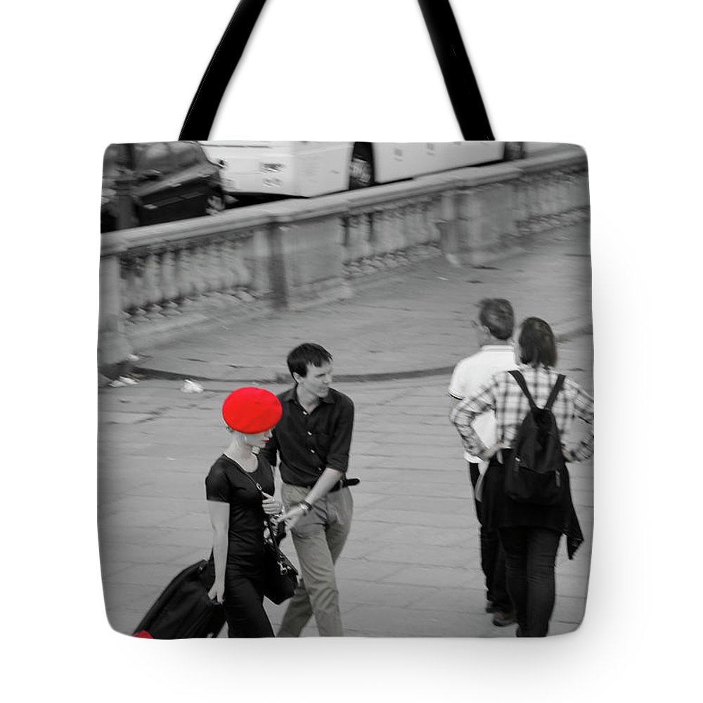 Paris Tote Bag featuring the photograph Paris Forever by Robert Dombi