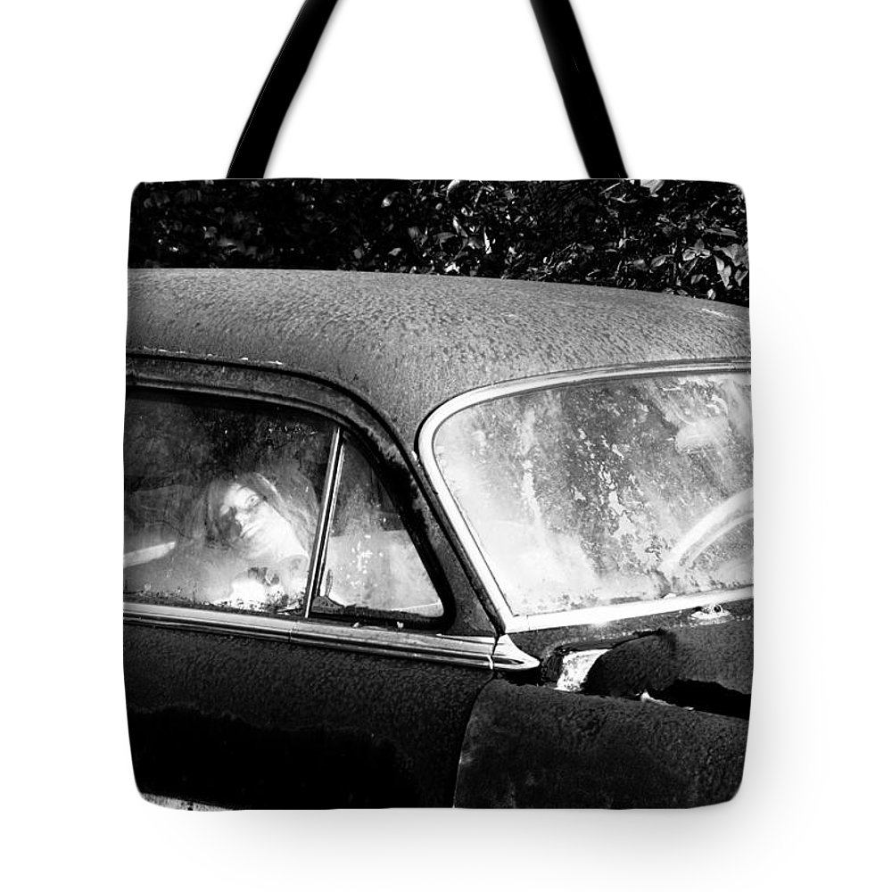 Passenger Tote Bag featuring the photograph Passenger by David Lee Thompson