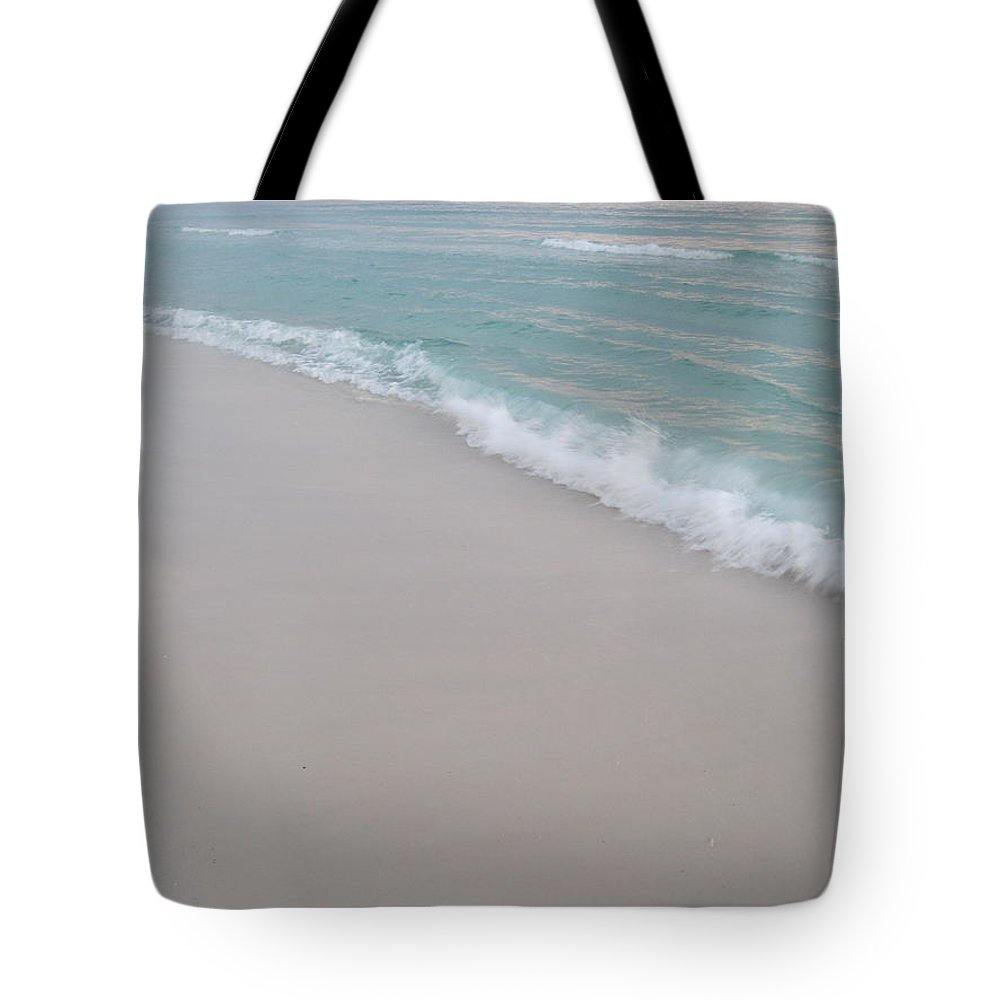 Pastel Tote Bag featuring the photograph Pastel Sunset by Jim Clark
