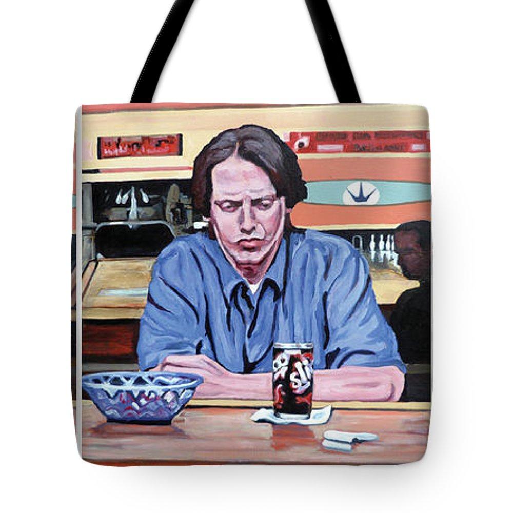 Roderick Paintings Tote Bags
