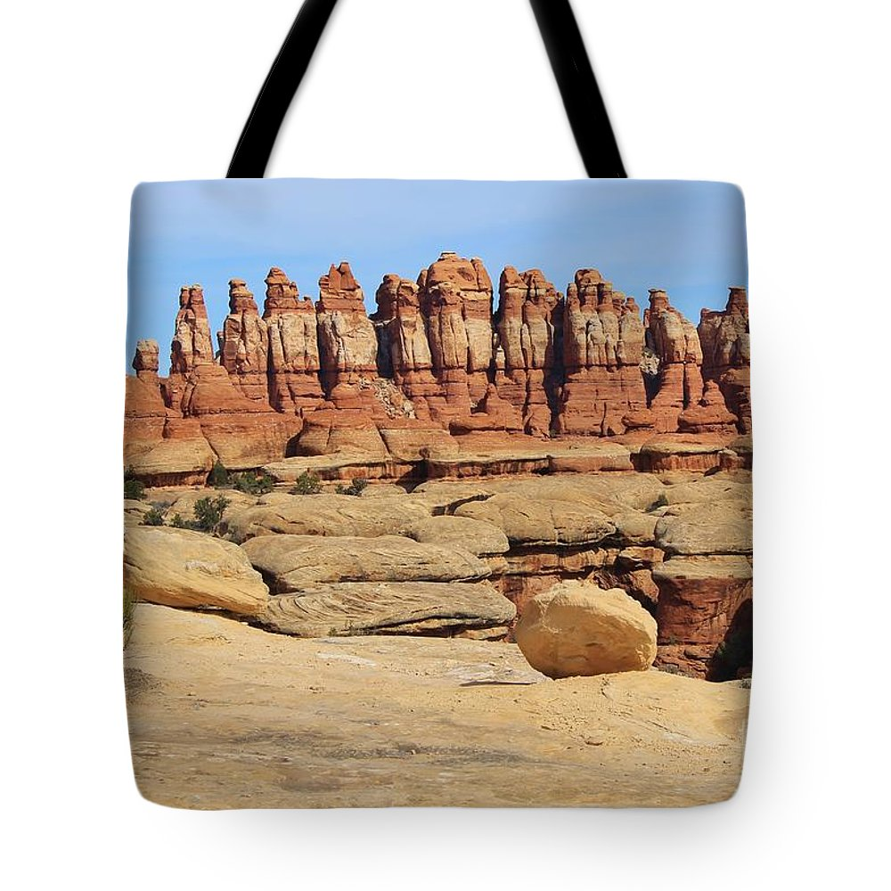 Nature Tote Bag featuring the photograph Peace And Solitude by Tonya Hance