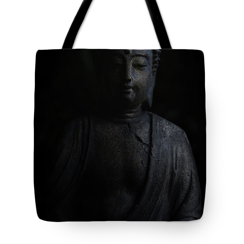 Peaceful Tote Bag featuring the photograph Peaceful by Keith Hawley