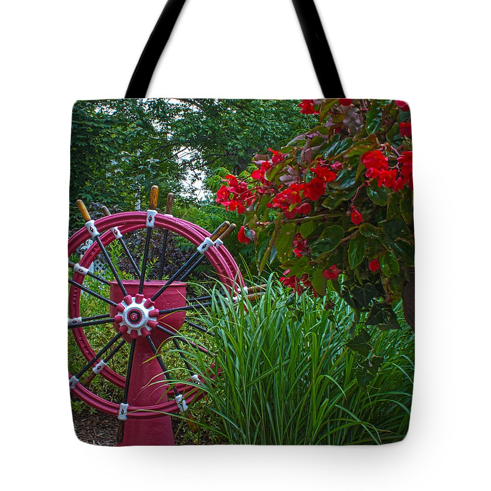 algonquin Island Tote Bag featuring the photograph Peaceful World by Milena Ilieva