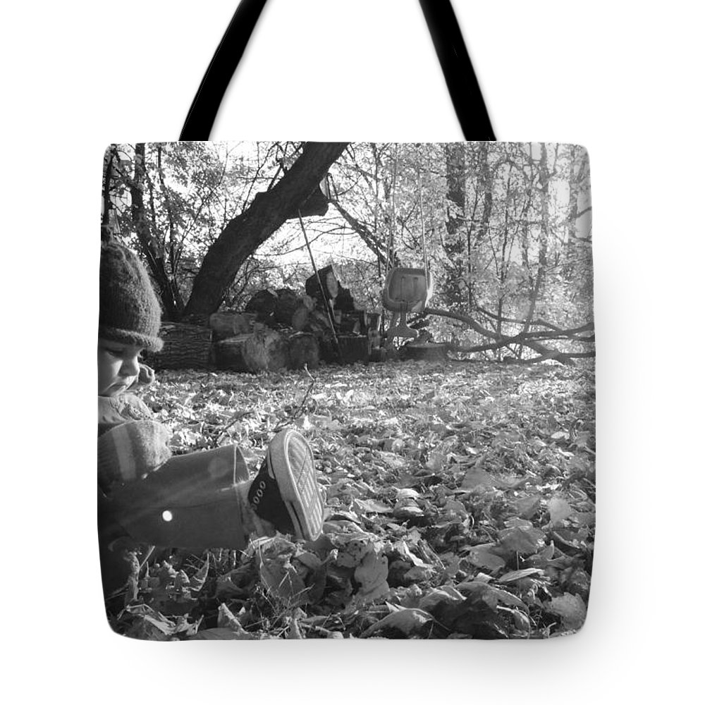 Off The River Tote Bag featuring the photograph Perfect by Allison Slessor