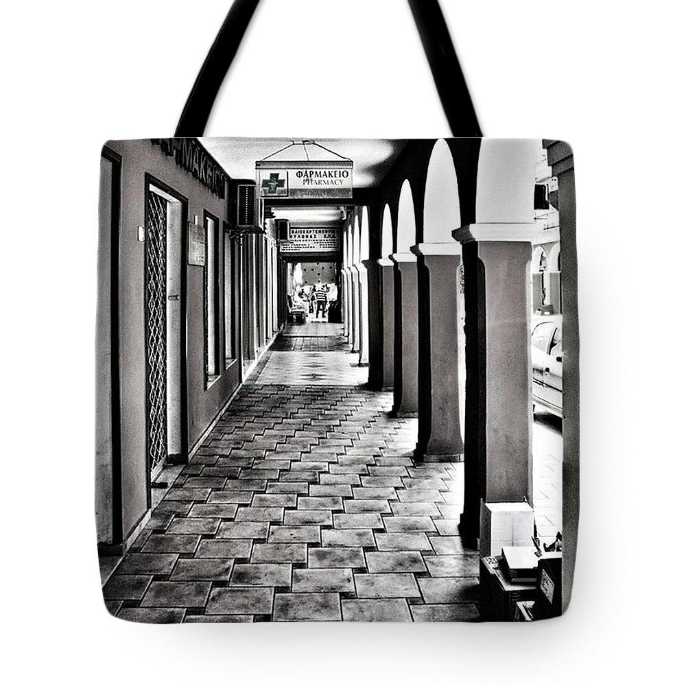 Zante Tote Bags