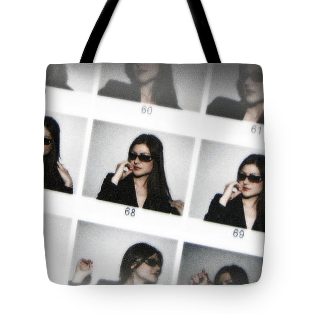 Photo Shoot Tote Bag featuring the photograph Photo Shoot by Eena Bo