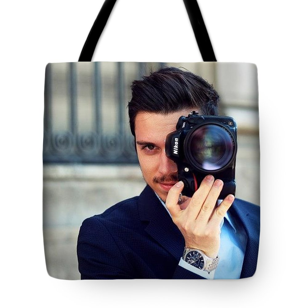 Tote Bag featuring the photograph Photography by Maulik Shah
