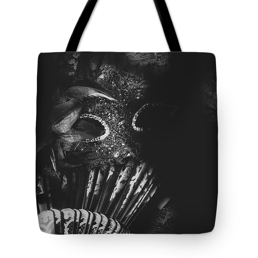 Mystery Tote Bag featuring the photograph Pierce The Veil by Jorgo Photography - Wall Art Gallery