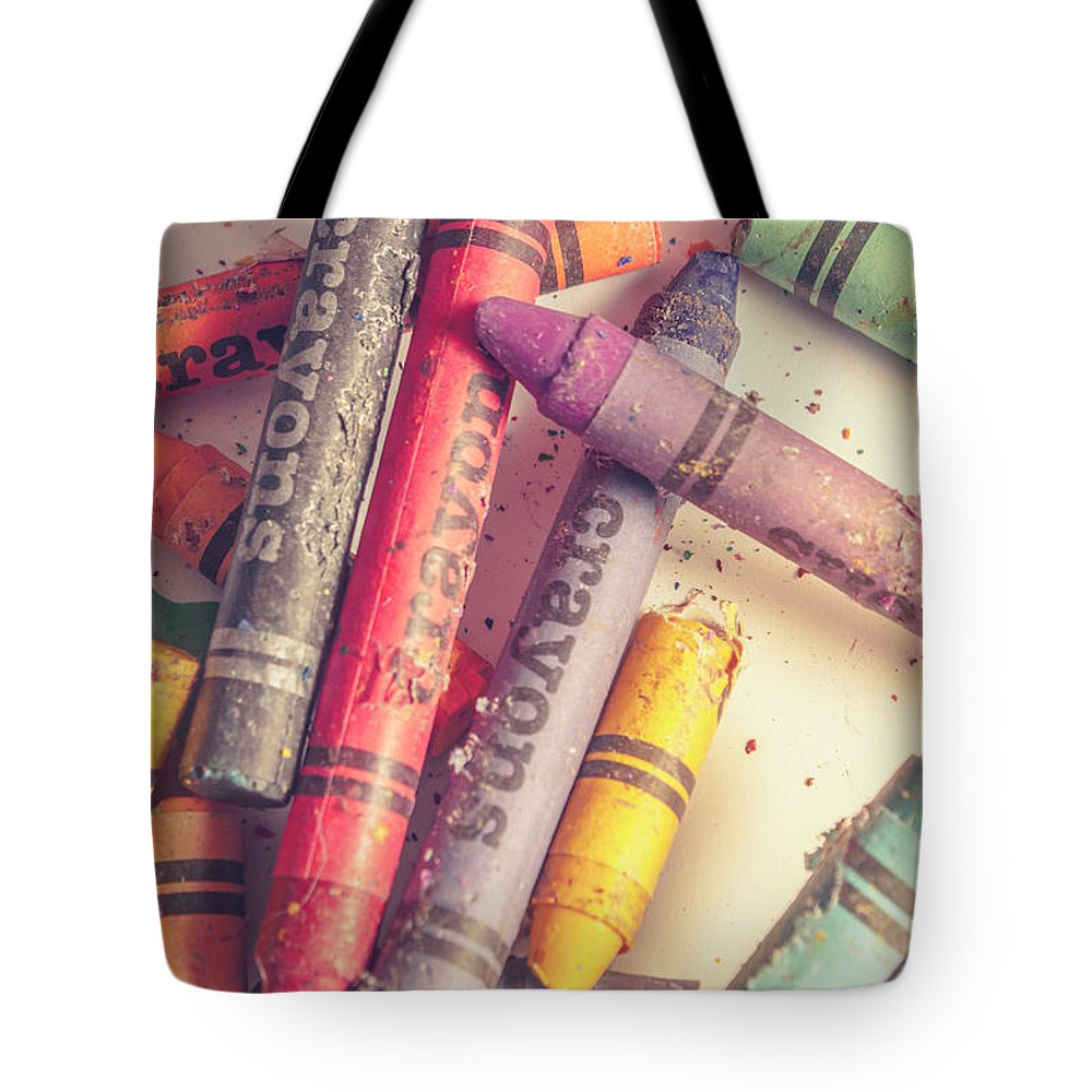Art Tote Bag featuring the photograph Pigment In Play by Jorgo Photography - Wall Art Gallery