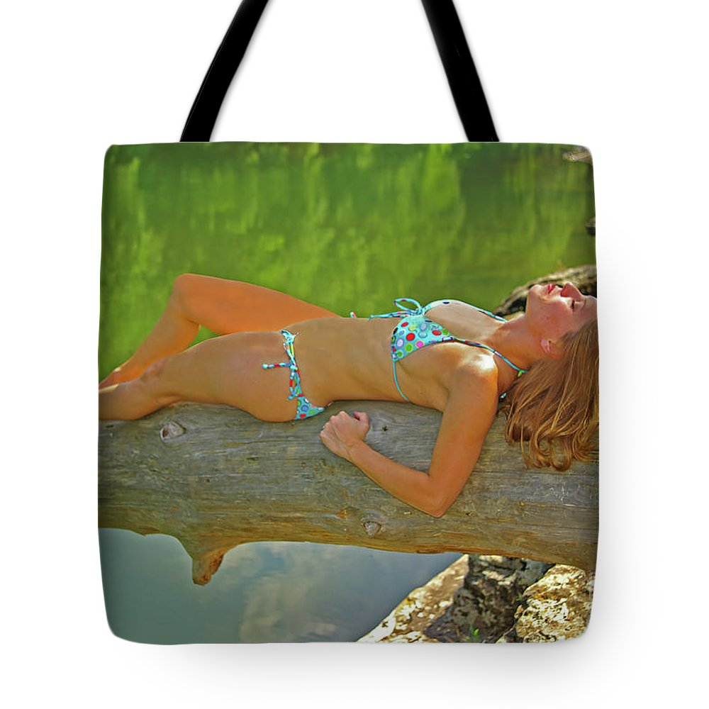 Pennyslvania Tote Bag featuring the photograph Pine Creek Summer Afternoon by Rich Walter