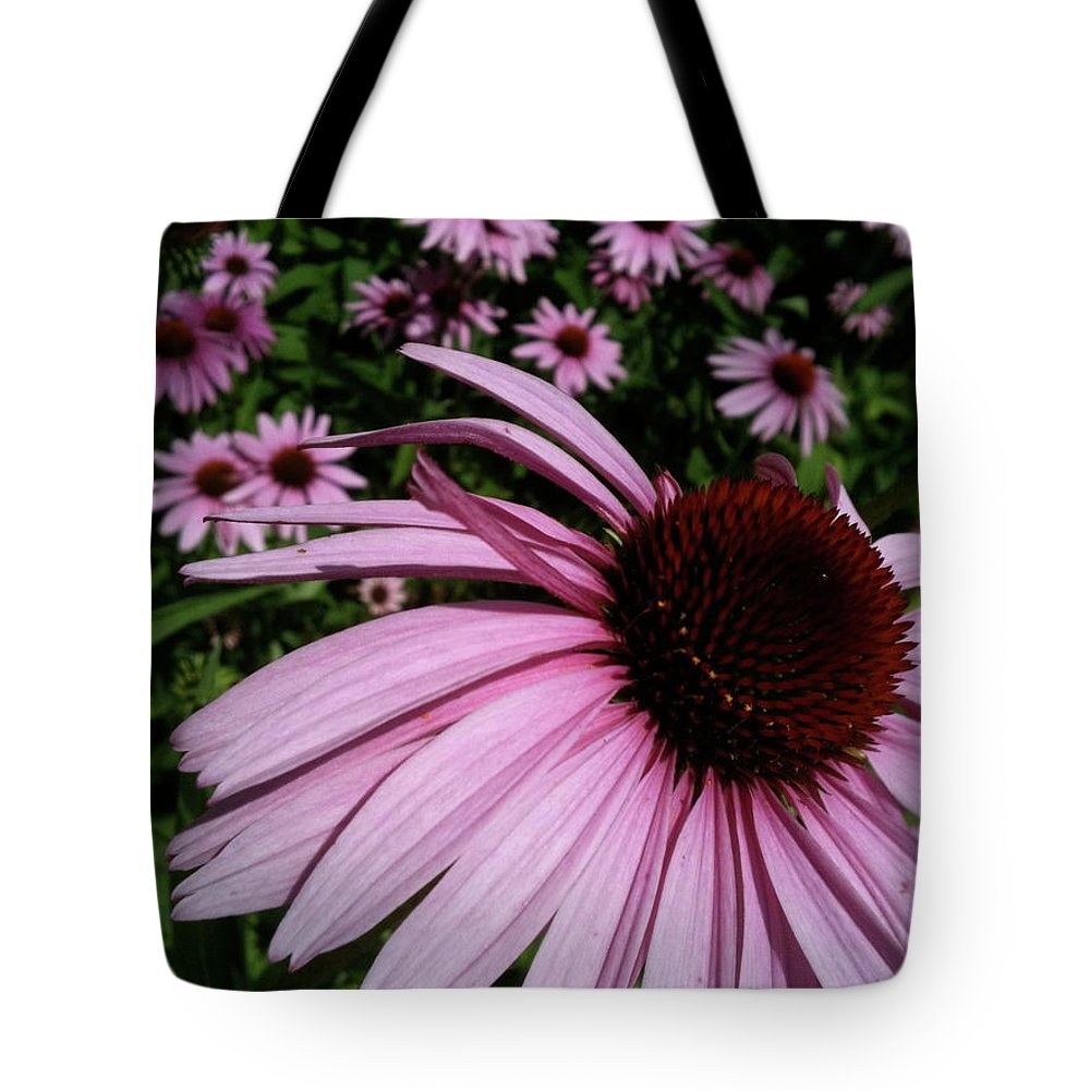 Tote Bag featuring the photograph Pink Sweetie by Trish Hale