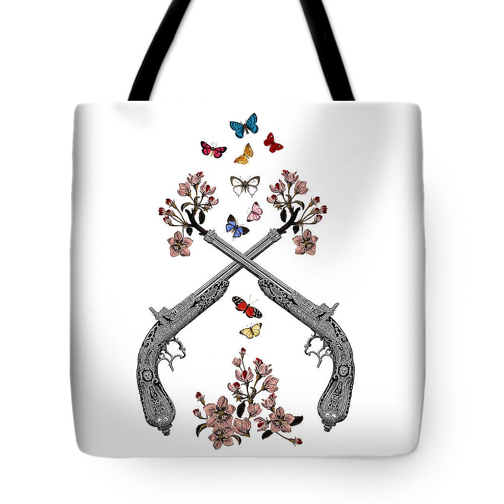 Pray For Love Tote Bags