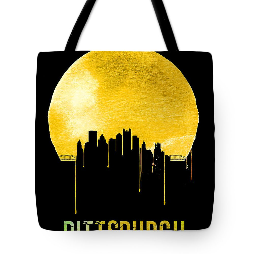 Designs Similar to Pittsburgh Skyline Yellow