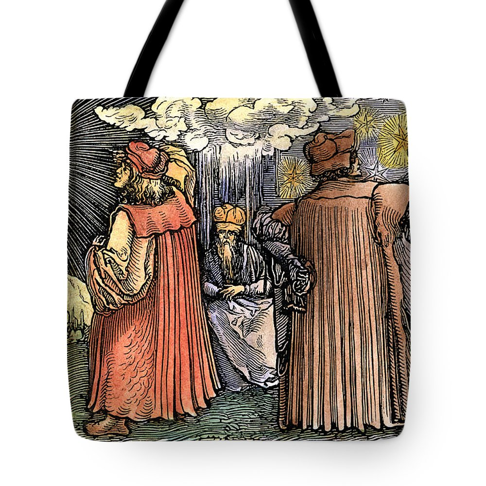 1537 Tote Bag featuring the photograph Planetary Systems by Granger