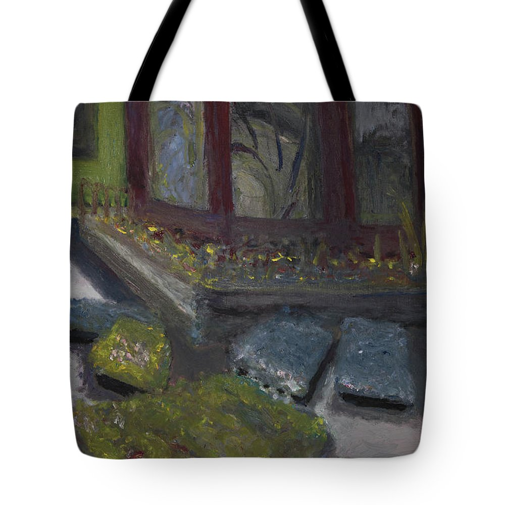 Plants Tote Bag featuring the painting Plant Me by Craig Newland