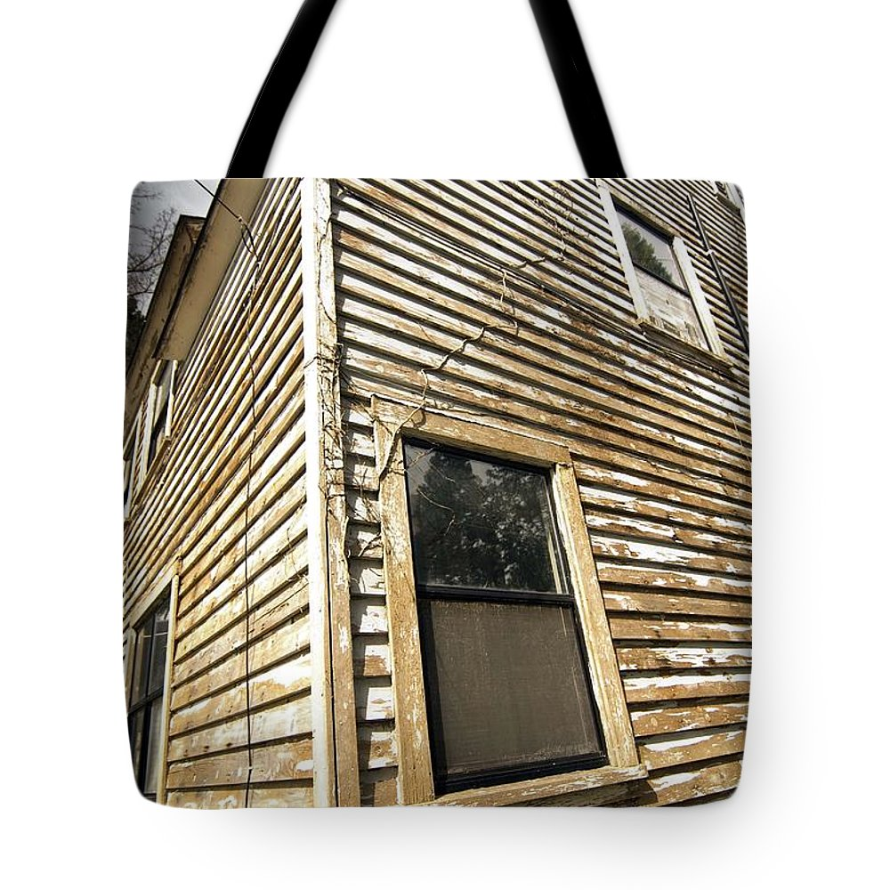 Tote Bag featuring the photograph Please Paint Me by Norman Andrus