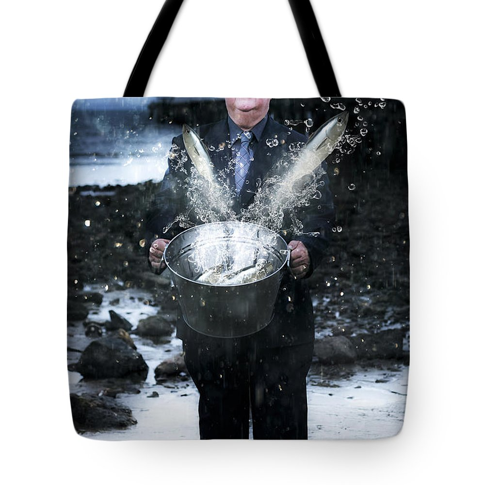 Abstract Tote Bag featuring the photograph Plentitude And Abundance by Jorgo Photography - Wall Art Gallery