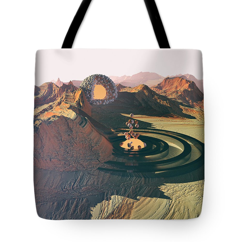 Pollination Tote Bags
