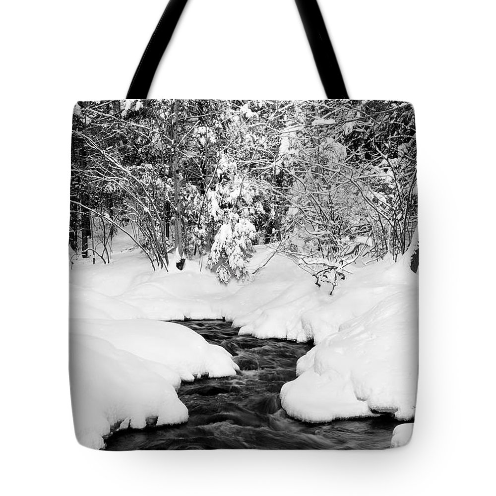 Merrimack Tote Bag featuring the photograph Pool by Greg Fortier