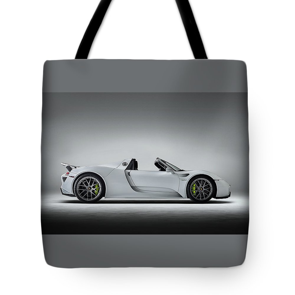 Porsche 918 Spyder Tote Bags Fine Art America Engine Diagram