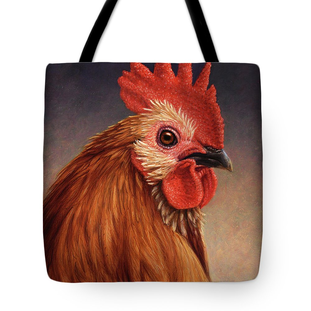 Rooster Tote Bags