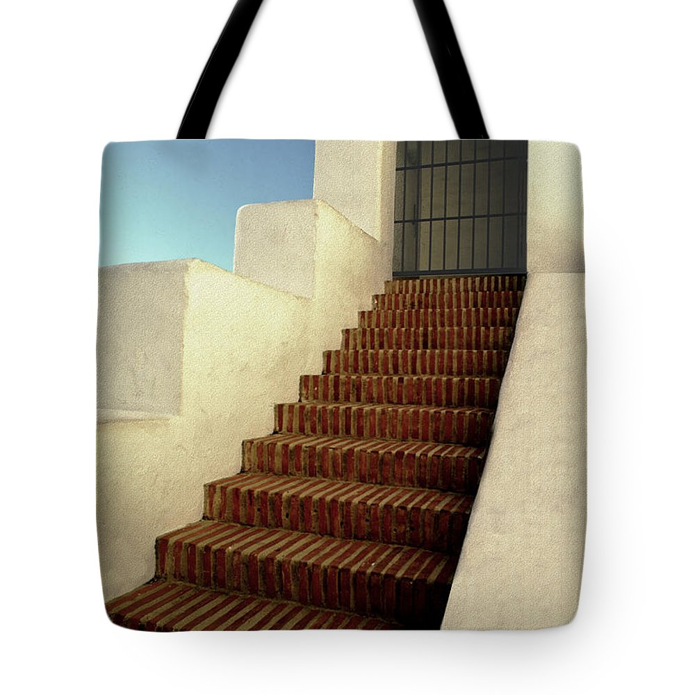 Photography Tote Bag featuring the photograph Presidio by Paul Wear