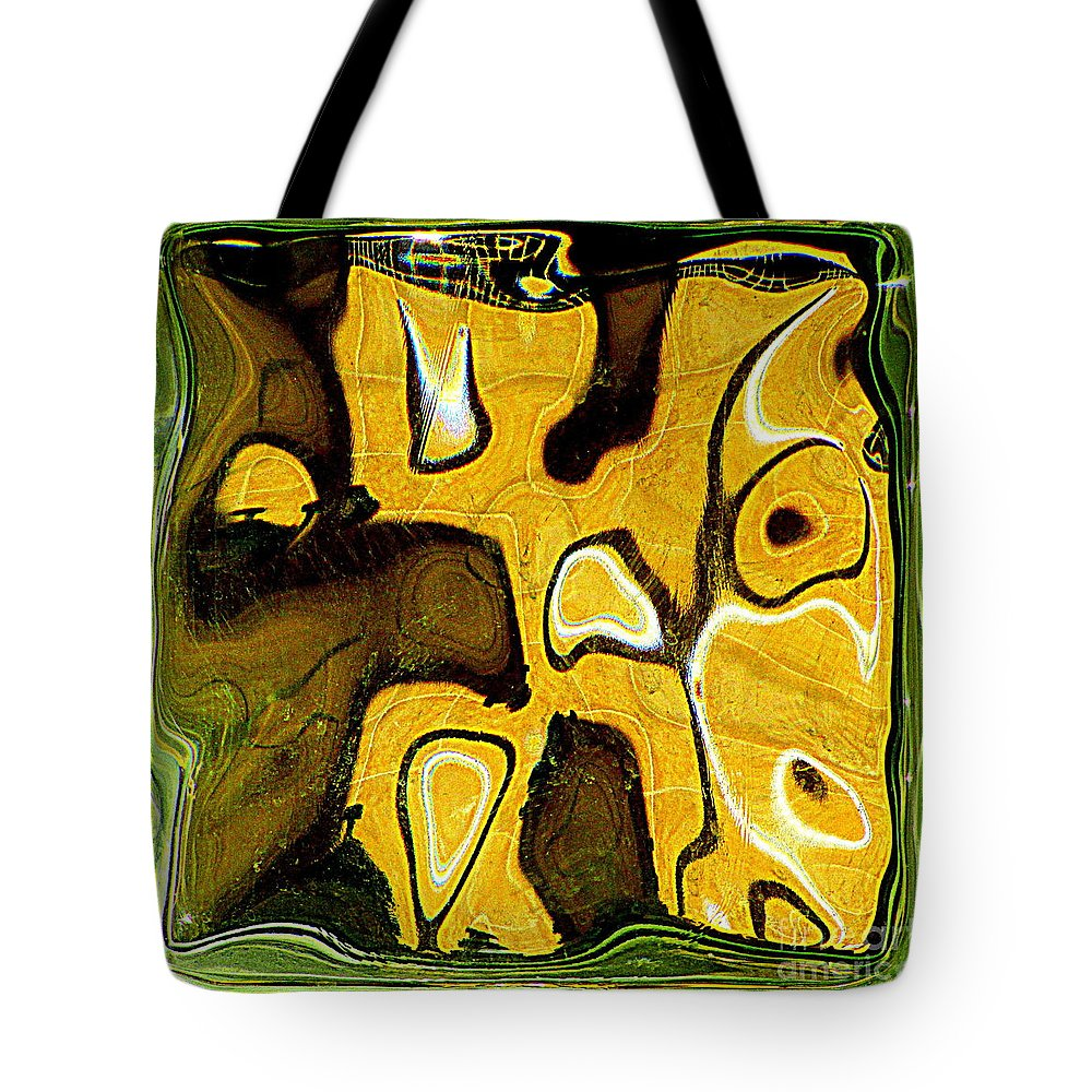 Native Tote Bag featuring the photograph Primative by Randall Weidner