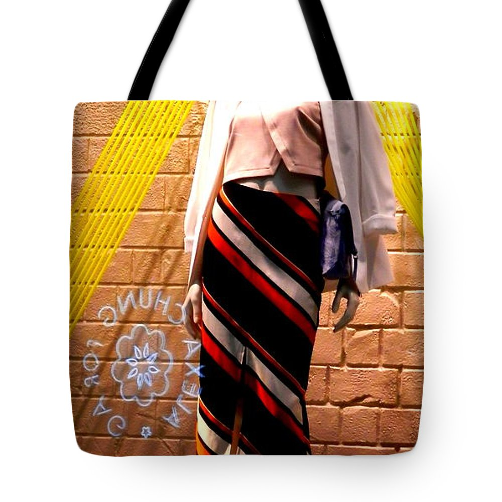 Education Tote Bag featuring the photograph Project Phd by L Cecka
