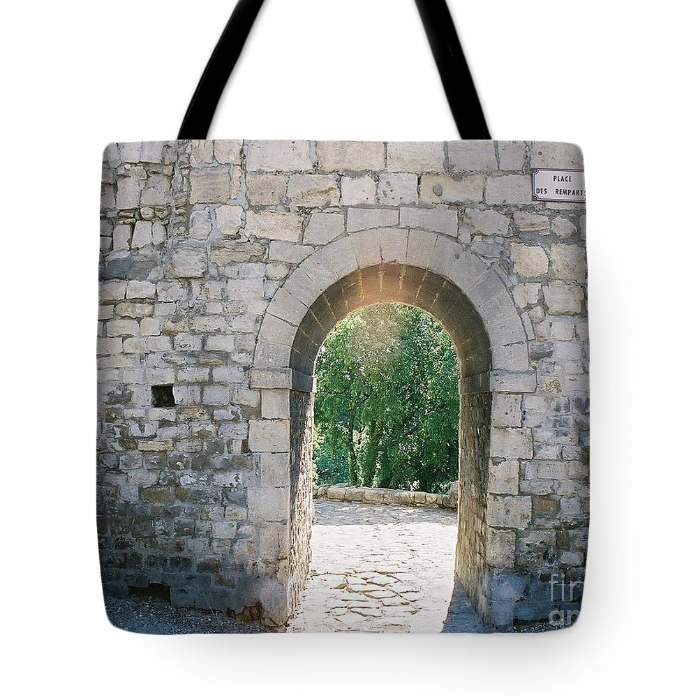 Promise Tote Bag featuring the photograph Promise by Nadine Rippelmeyer