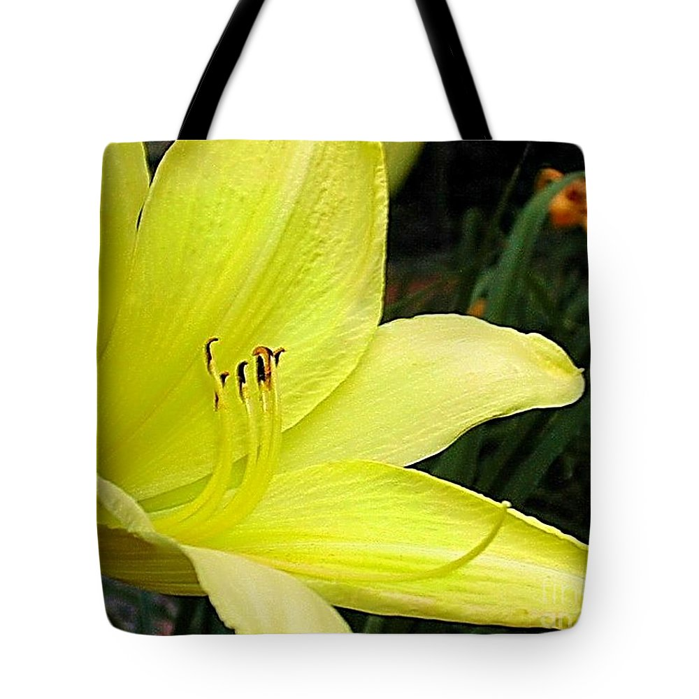 Fine Art Photography Tote Bag featuring the photograph Pure Sunshine by Patricia Griffin Brett