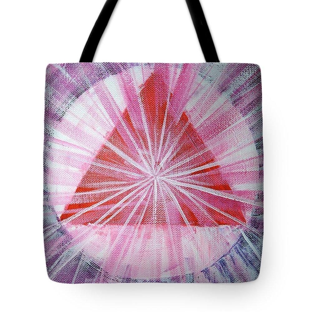 Spiritual Tote Bag featuring the painting Quan Yin Essence by Tara Moorman