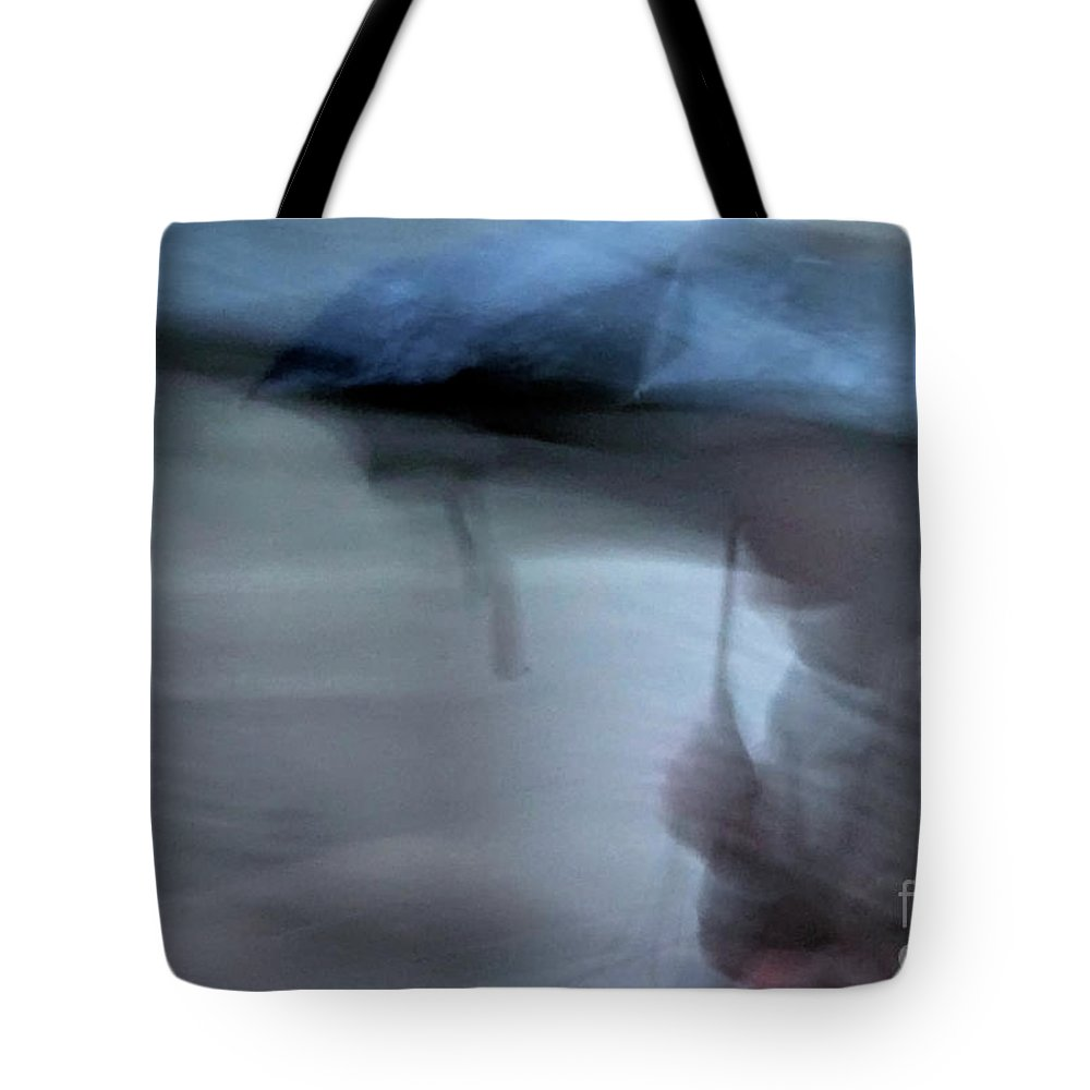 New Orleans Tote Bag featuring the photograph Raining In New Orleans by Kathleen K Parker