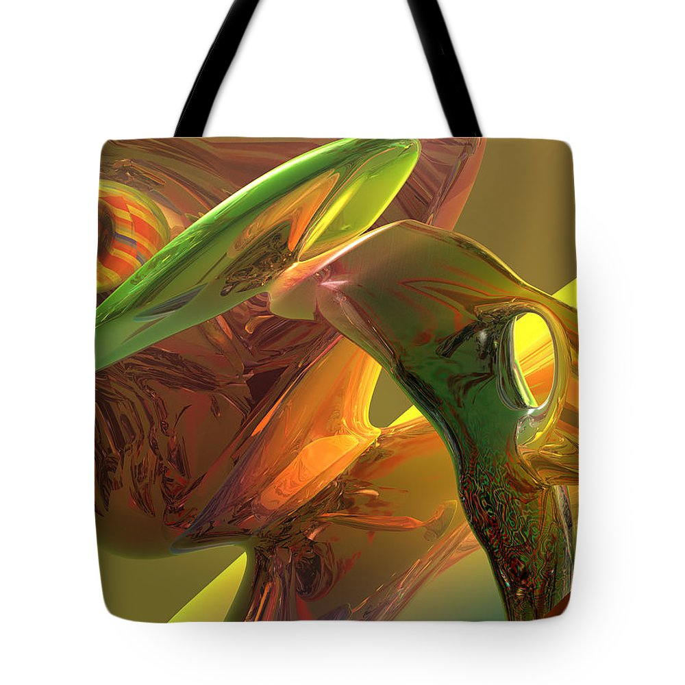 Scott Piers Tote Bag featuring the painting RBG by Scott Piers