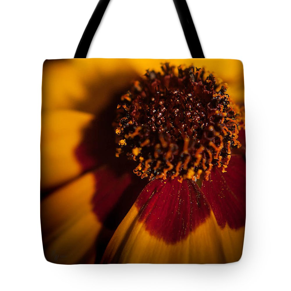 Psalms 126:5 Tote Bag featuring the photograph Reap In Joy by Mechala Matthews