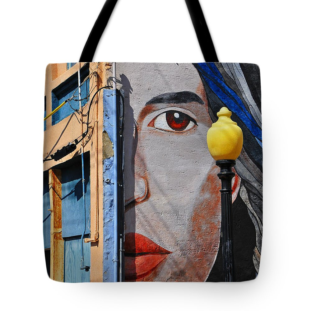 Skip Hunt Tote Bag featuring the photograph Redeye by Skip Hunt