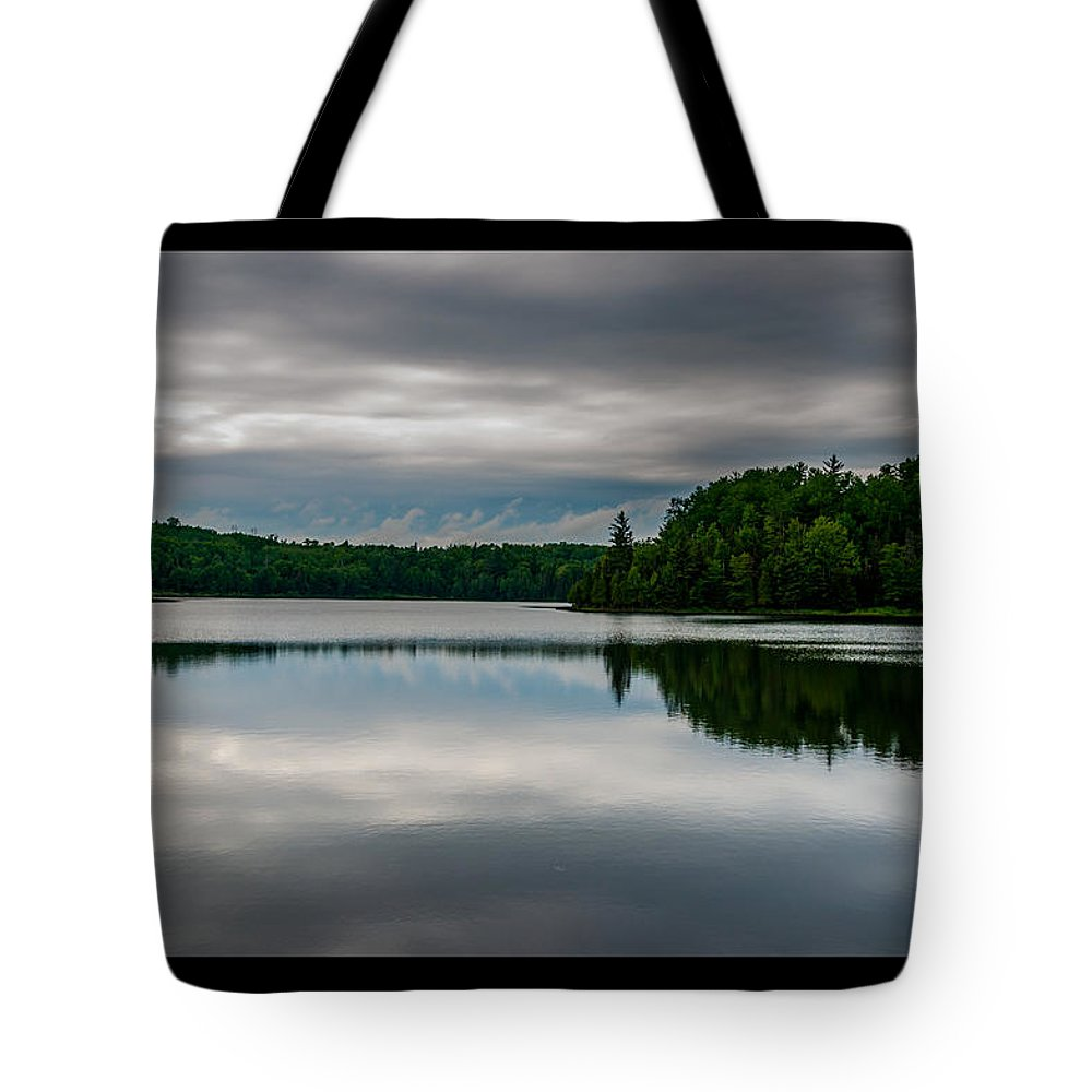 Beach Tote Bag featuring the photograph Reflections Of Time by Robert Michaud