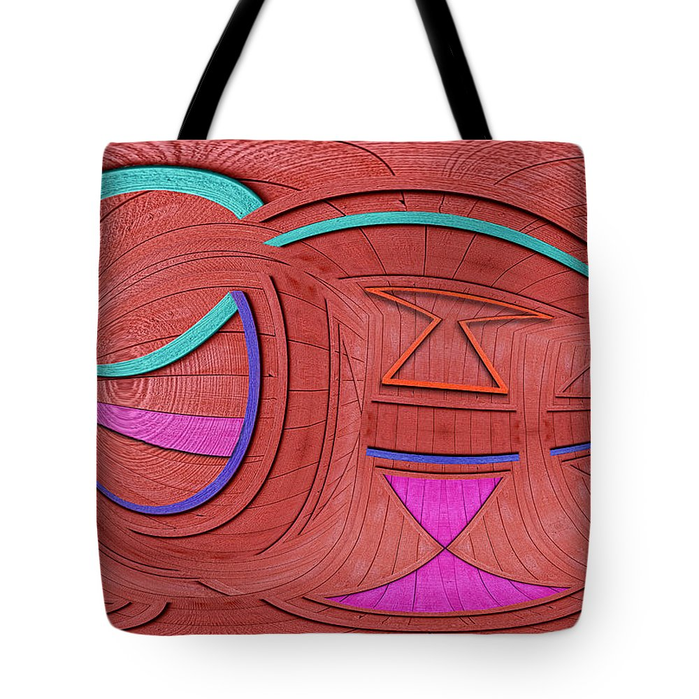 Photography Tote Bag featuring the photograph Refudiate by Paul Wear