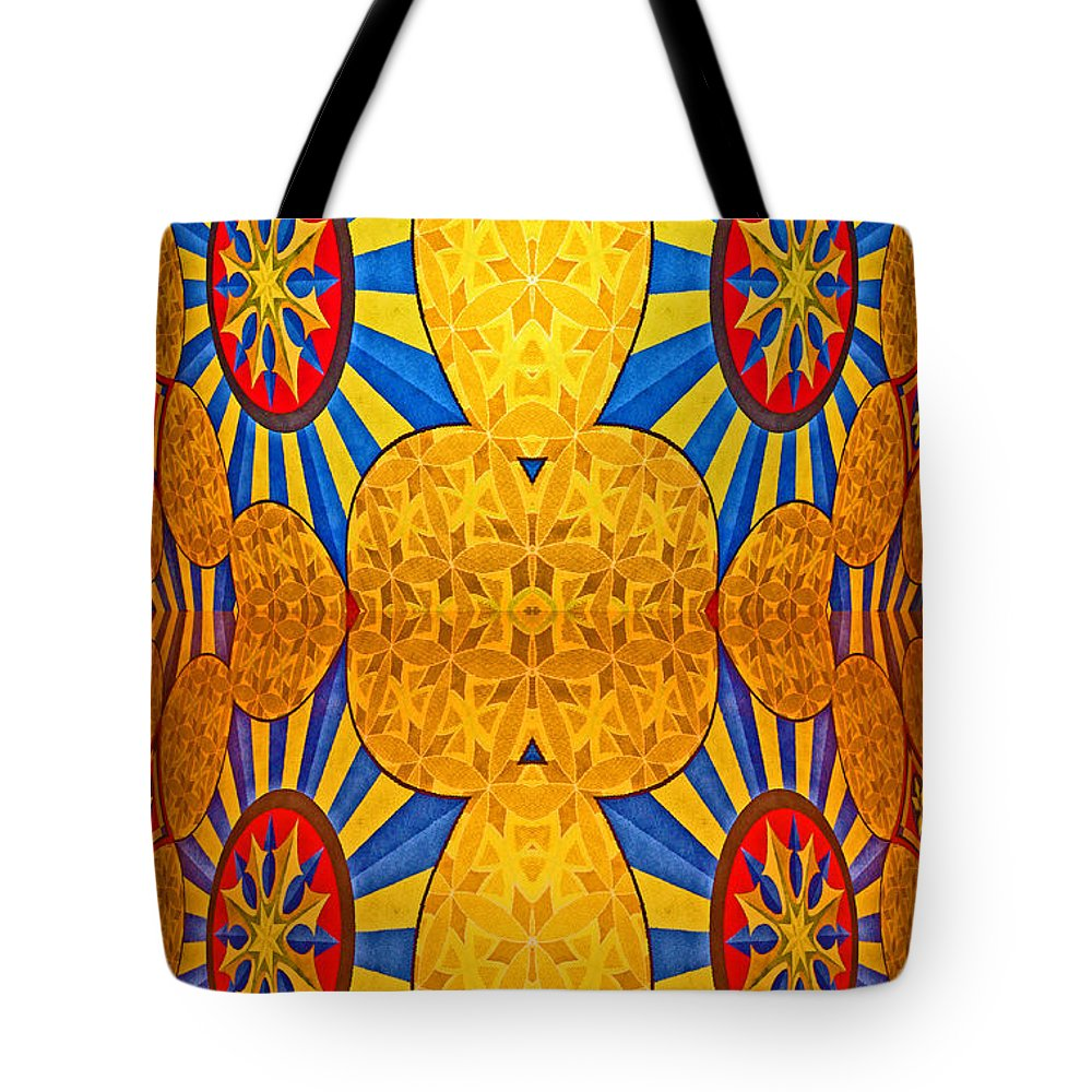 Digital Art Tote Bag featuring the photograph Regal Beauty by Marian Bell