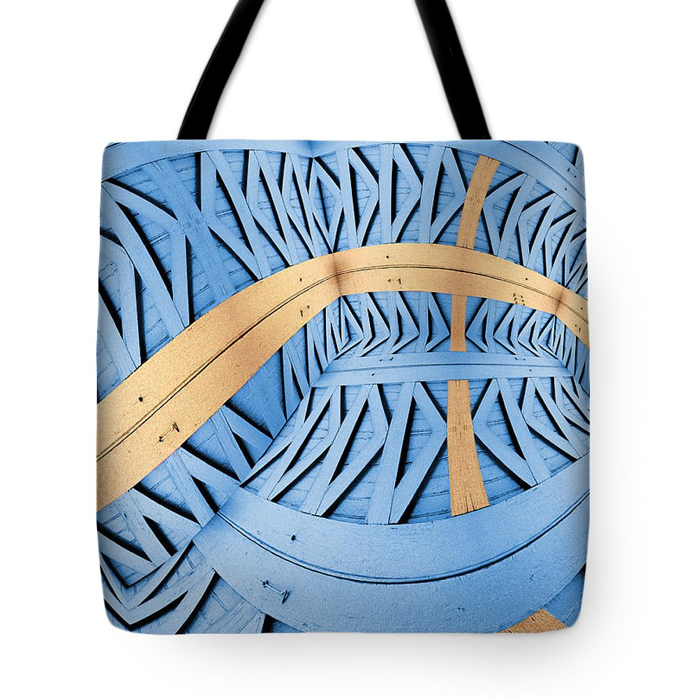 Photography Tote Bag featuring the photograph Renovation by Paul Wear