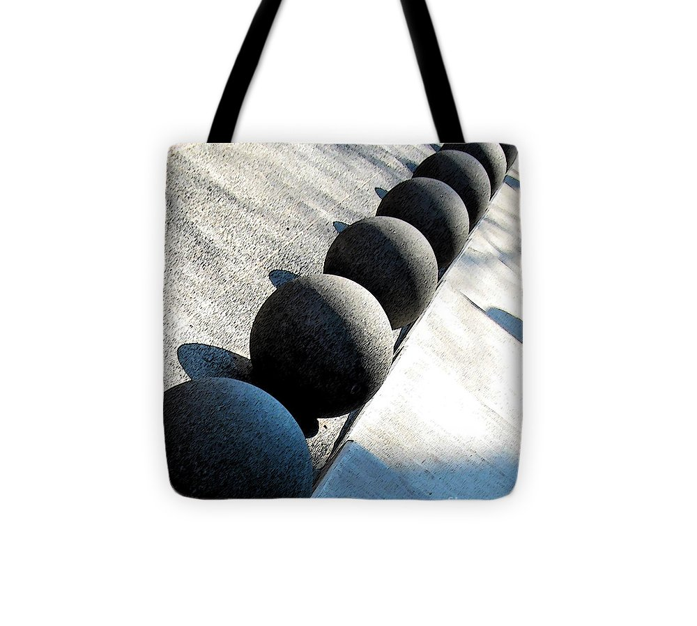 Art Tote Bag featuring the photograph Repetition 1 by Gary Everson