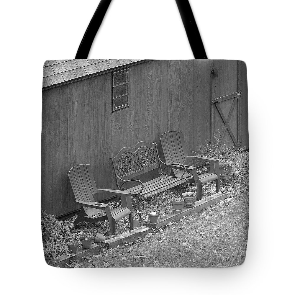 Tote Bag featuring the photograph Resting Place by Luciana Seymour